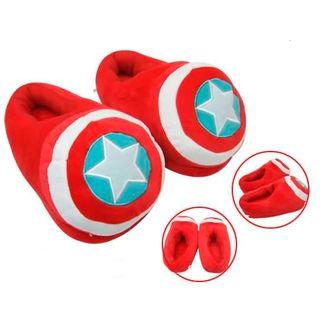 Zapatillas Marvel Comics - Capitán América