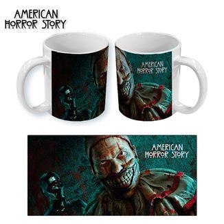 Taza American Horror Story - Promo