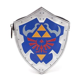 Link Shield Shaped Wallet The Legend Of Zelda