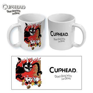 Taza Cuphead - Run