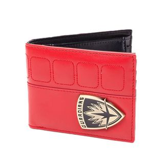 Guardians Of The Galaxy Logo Bifold Wallet Marvel Comics