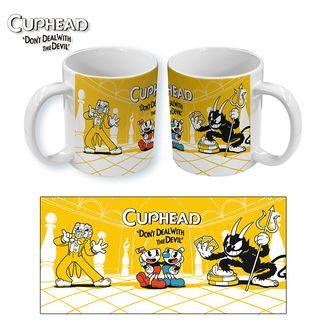 Taza Cuphead - Yellow