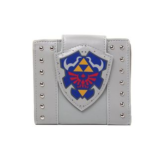 Link's Shield Wallet Bifold The Legend Of Zelda