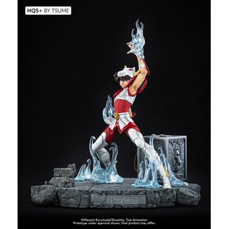 Pegasus Seiya Statue Saint Seiya HQS+