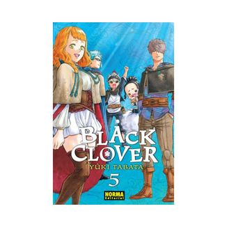 5# Black Clover