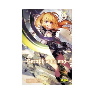 9# Seraph of the end
