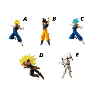 Dragon Ball Gashapon VS Battle Figure Series 08