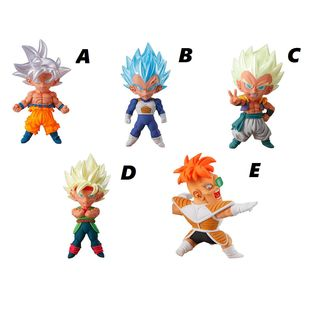 Dragon Ball Super Gashapon UDM Burst 34