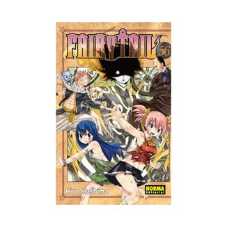 Fairy Tail #56 (spanish)