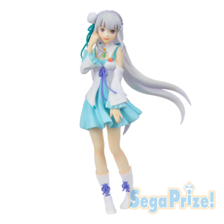 Figure Re:Zero - Emilia - PM Figure