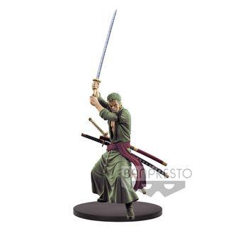 Figura One Piece - Roronoa Zoro - Swordsmen
