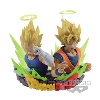 Figura Dragon Ball GT - Goku SS y Vegeta SS - Figuration