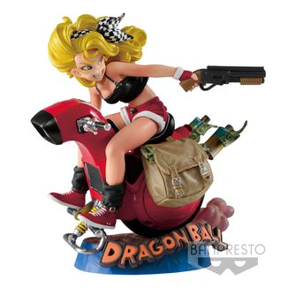 Figura Lunch Special Color Dragon Ball BWFC