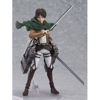 Eren Jaeger Figma 207 Attack On Titan