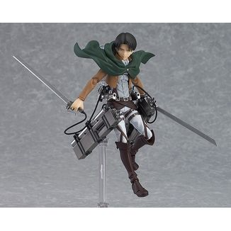 Levi Ackerman Figma 213 Attack On Titan