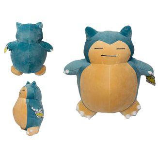 Peluche Snorlax (M) - Pokemon