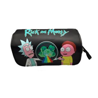 Pencil case Rick and Morty - Rainbow