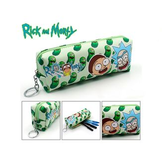 Pencil case Rick and Morty - Pickle Rick