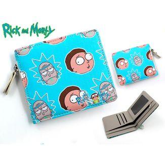 Cartera Rick y Morty - Faces