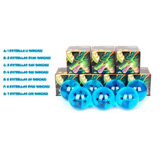 Bola de Dragón Azul - Escala Real