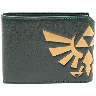 Cartera The Legend of Zelda - Hyrule Royal Crest Bi-Fold