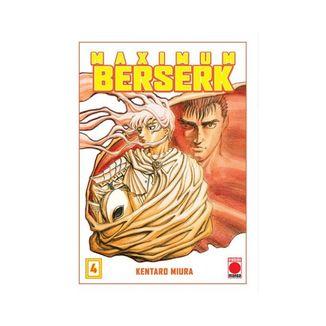 Maximum Berserk #04 Manga Oficial Panini Manga