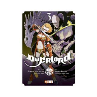 Overlord #03 (Spanish)