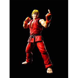 S.H. Figuarts Ken Masters Street Fighter
