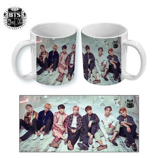 Taza BTS - Group
