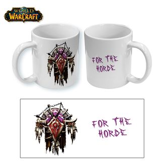 Taza World of Warcraft - For the Horde