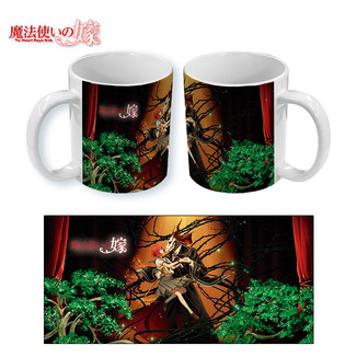 Taza The Ancient Magus Bride - Thorns
