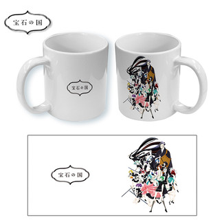 Taza Houseki no Kuni - Gems
