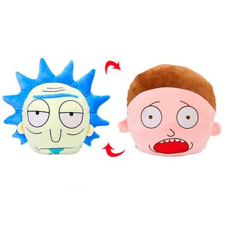 Cojín reversible Rick y Morty
