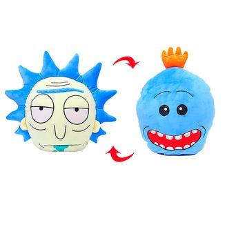 Cojin Rick/Mr. Meeseeks - Rick y Morty