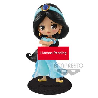 Figura Jasmine Princess Style Normal Color Disney Q Posket