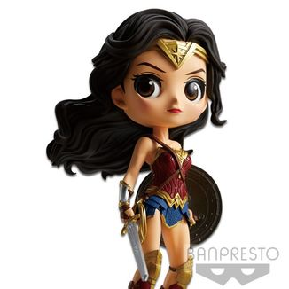 Figura Wonder Woman Q Posket DC Comics