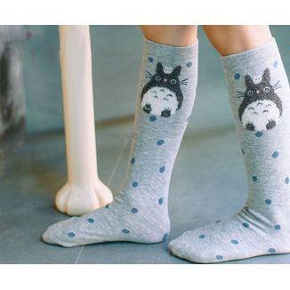 Calcetines Totoro - Lunares