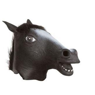 Mascara Caballo Negro