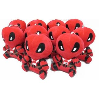 Peluche Deadpool 10 cm