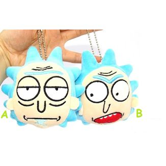 Llavero Rick - Rick y Morty
