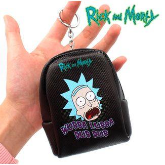 Monedero Rick y Morty - Morty