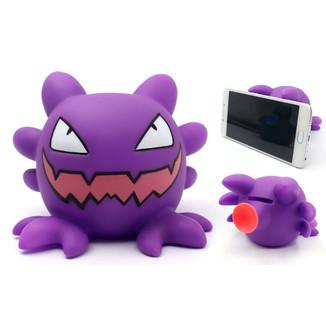 Soporte para móvil y Hucha Pokemon - Gengar