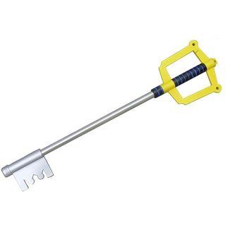 Llave Espada Cadena del Reino Kingdom Hearts LARP