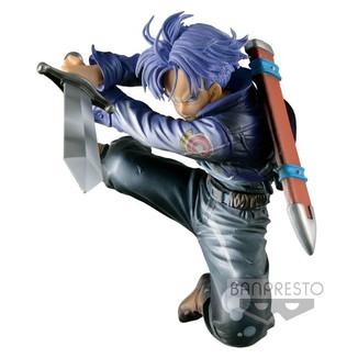Figura Dragon Ball Z - Future Trunks Shining Color Ver. - Scultures Vol.4