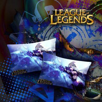 League Of Legends Pillow - Ashe