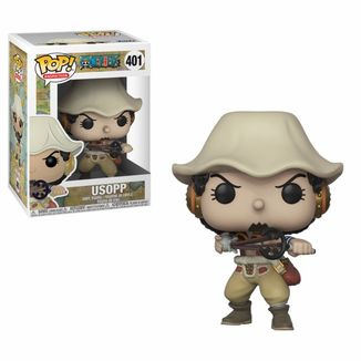 Usopp Funko One Piece POP!
