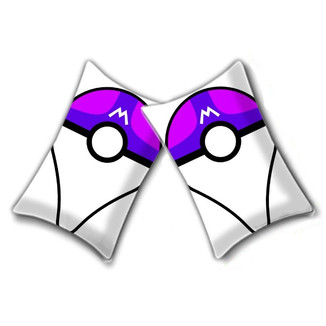 Almohada Pokemon Go - Masterball