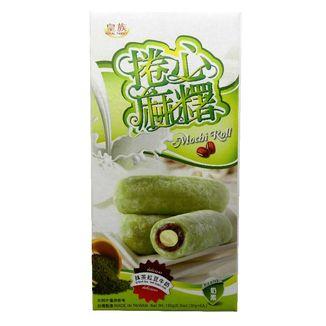 Caja Mochis Cake Roll de Té Verde Milk