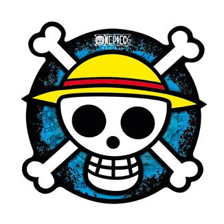 Mouse pad One Piece - Skull