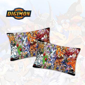 Almohada Digimon - Grupo